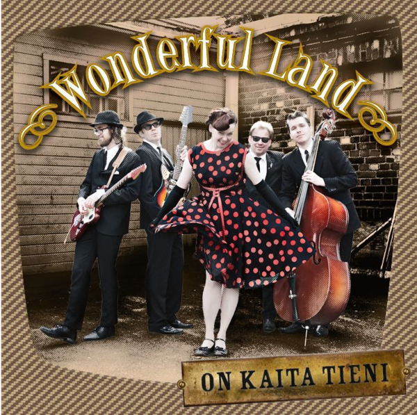 On kaita tieni CD, Wonderful Land