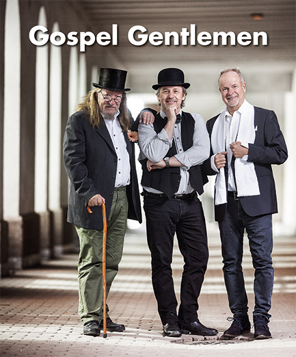Gospel Gentlemen -CD